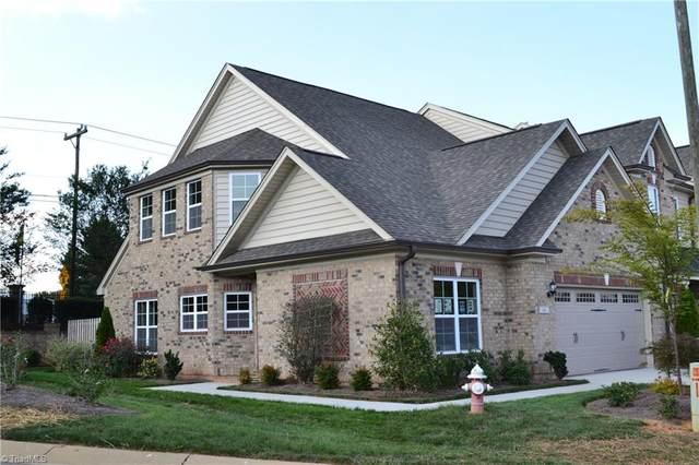 116 Saint Francis Drive #147, Gibsonville, NC 27249 (MLS #004738) :: Berkshire Hathaway HomeServices Carolinas Realty