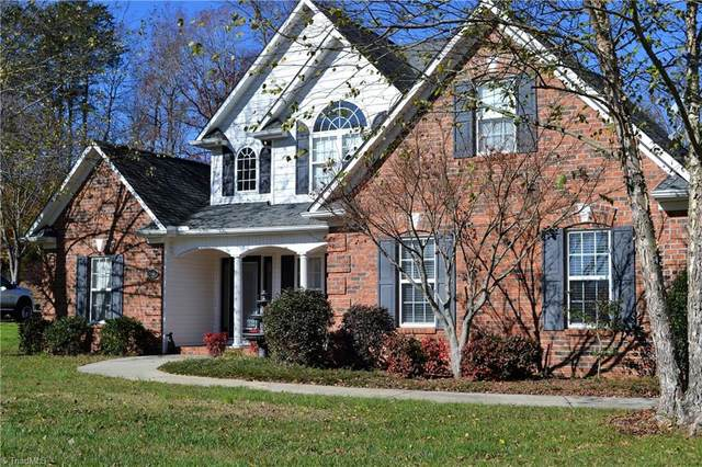 6640 Rollingwood Drive, Clemmons, NC 27012 (MLS #004745) :: Greta Frye & Associates | KW Realty Elite