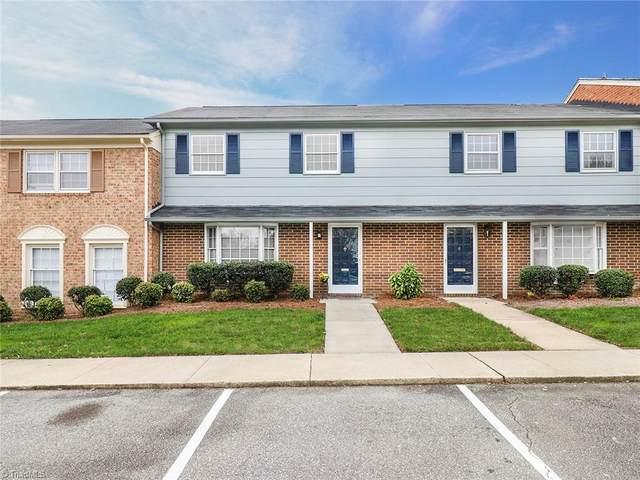 1825 Johnson Street C, High Point, NC 27262 (MLS #004749) :: Greta Frye & Associates | KW Realty Elite