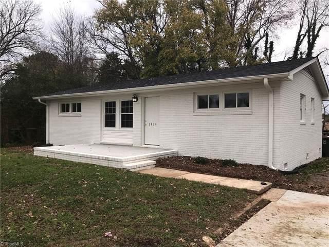 1414 Corregidor Street, Greensboro, NC 27406 (MLS #004755) :: Ward & Ward Properties, LLC