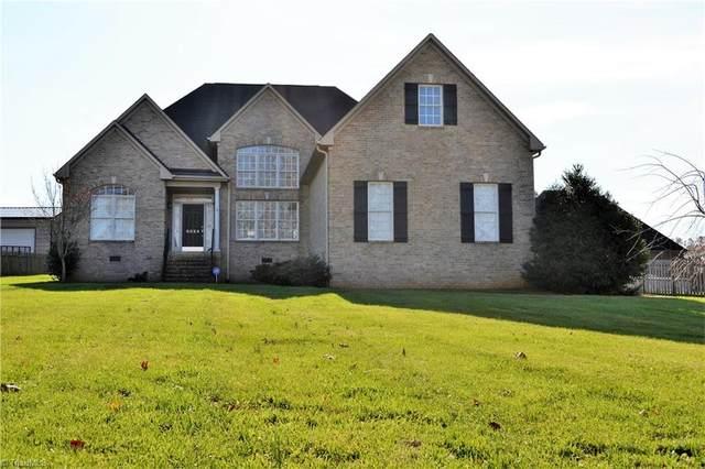 6024 Aaron Place Lane, Kernersville, NC 27284 (MLS #004768) :: Greta Frye & Associates | KW Realty Elite