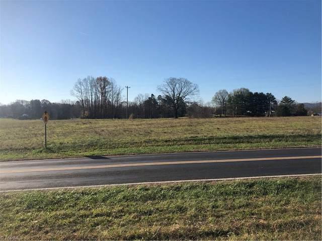 2225 Pleasant View Church Road Tract 3, Danbury, NC 27016 (MLS #004772) :: Team Nicholson