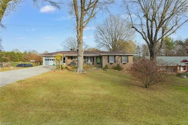 153 Brentwood Drive, Reidsville, NC 27320 (MLS #004788) :: HergGroup Carolinas | Keller Williams