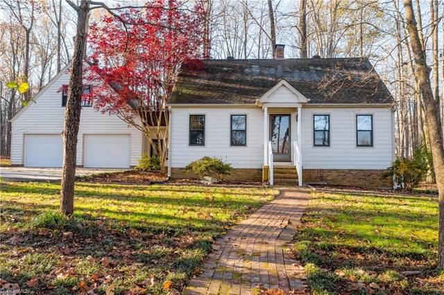 101 Chappels Creek Lane, Timberlake, NC 27583 (MLS #004793) :: Berkshire Hathaway HomeServices Carolinas Realty