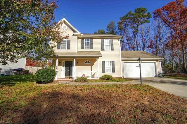 4641 Woodway Drive, Kernersville, NC 27284 (MLS #004825) :: Greta Frye & Associates | KW Realty Elite