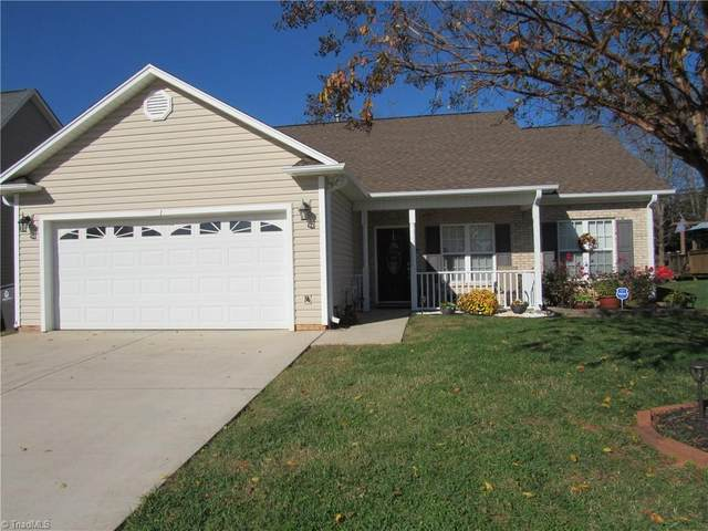 130 Brooks Edge Drive, Winston Salem, NC 27107 (MLS #004873) :: Greta Frye & Associates   KW Realty Elite