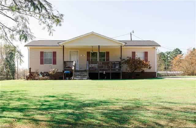 154 Midway Lake Road, Mooresville, NC 28115 (MLS #004888) :: Greta Frye & Associates   KW Realty Elite
