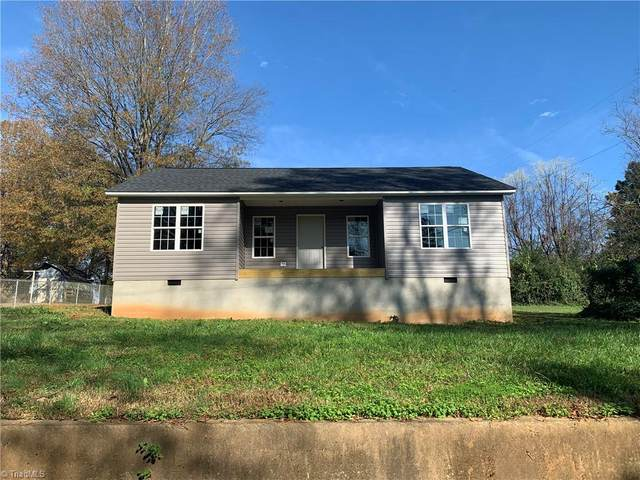 87 7th Street, Lexington, NC 27295 (#004924) :: Premier Realty NC
