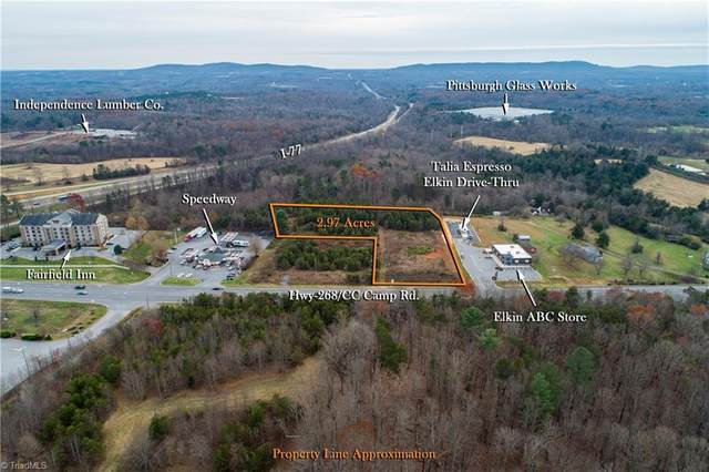0 Cc Camp Road, Elkin, NC 28621 (MLS #004962) :: Team Nicholson