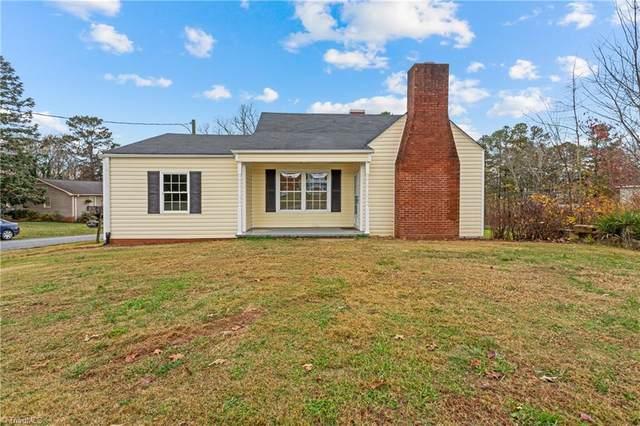 345 Mock Street, Lexington, NC 27295 (MLS #004966) :: Berkshire Hathaway HomeServices Carolinas Realty