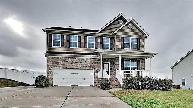 248 Ironwood Drive, Thomasville, NC 27360 (#004983) :: Premier Realty NC