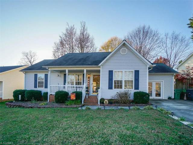 3632 Southpark Drive, High Point, NC 27263 (#004989) :: Premier Realty NC