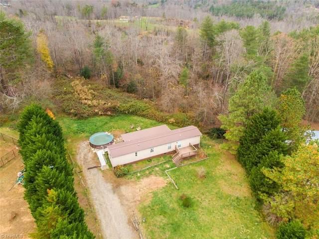 163 Gayla Drive, North Wilkesboro, NC 28659 (MLS #004992) :: Ward & Ward Properties, LLC