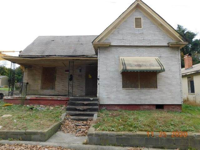 409 Banks Street, Greensboro, NC 27401 (#005013) :: Premier Realty NC