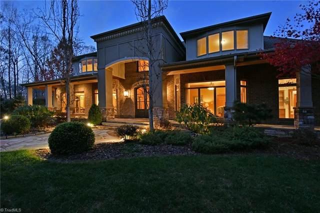1031 Red Coat Road, Yadkinville, NC 27055 (MLS #005034) :: Ward & Ward Properties, LLC