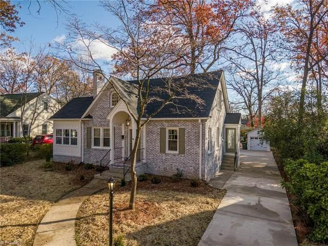 309 Chapman Street, Greensboro, NC 27403 (#005065) :: Mossy Oak Properties Land and Luxury