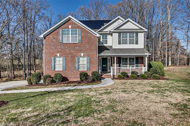 8113 Broad Ridge Court, Browns Summit, NC 27214 (MLS #005097) :: Berkshire Hathaway HomeServices Carolinas Realty