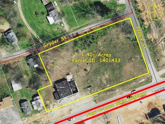 727 Elkin Highway, North Wilkesboro, NC 28659 (MLS #005126) :: Ward & Ward Properties, LLC