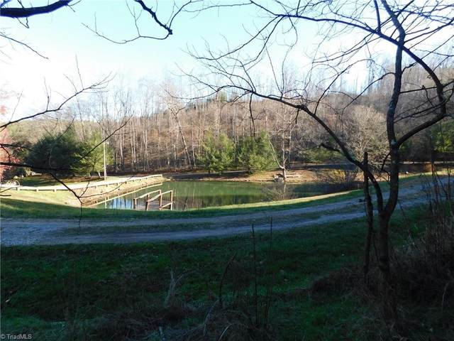 Lot # 6 Lucky Lakes Drive, Piney Creek, NC 28663 (#005131) :: Mossy Oak Properties Land and Luxury