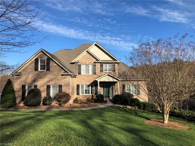126 Twelve Oaks Lane, Wilkesboro, NC 28697 (MLS #005160) :: Ward & Ward Properties, LLC
