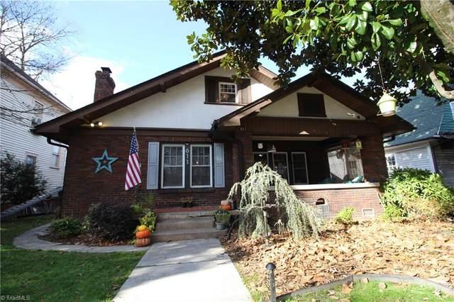 611 Park Avenue, Greensboro, NC 27405 (MLS #005257) :: Berkshire Hathaway HomeServices Carolinas Realty