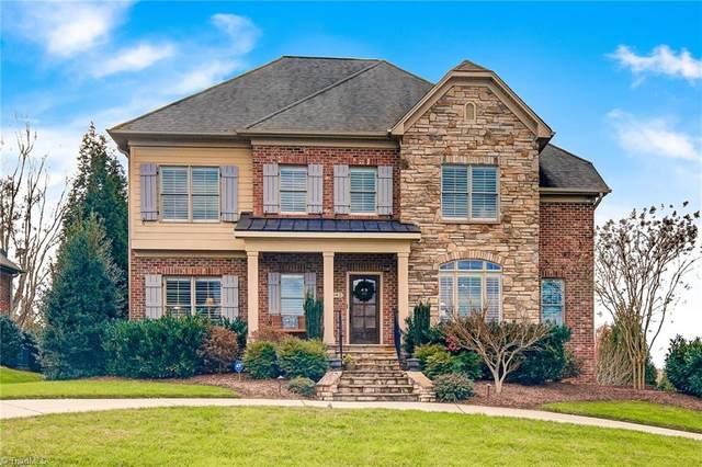 5542 Garden Park Lane, Winston Salem, NC 27106 (MLS #005296) :: Ward & Ward Properties, LLC