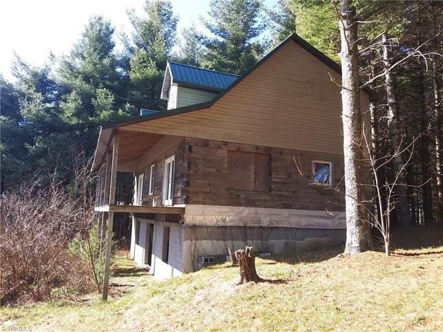 952 Mountain High Road, Sparta, NC 28675 (MLS #005313) :: Greta Frye & Associates | KW Realty Elite