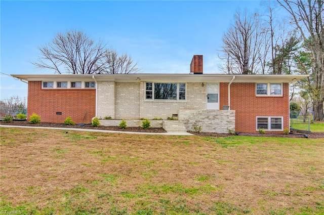 2110 Lynwood Drive, Greensboro, NC 27406 (MLS #1005573) :: Berkshire Hathaway HomeServices Carolinas Realty