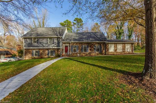 1012 Cantering Road, High Point, NC 27262 (MLS #1005586) :: Greta Frye & Associates | KW Realty Elite