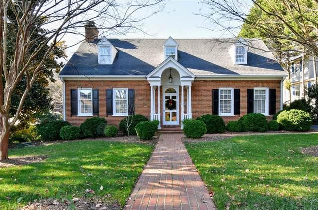100 Muirfield Drive, Winston Salem, NC 27104 (MLS #1005619) :: Berkshire Hathaway HomeServices Carolinas Realty