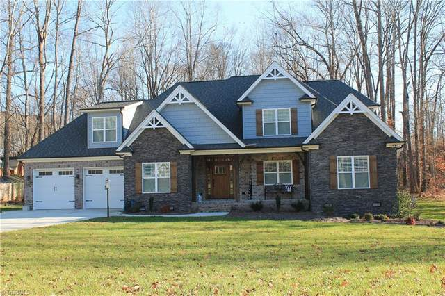 5715 Gleneagle Lane, Lexington, NC 27295 (MLS #1005627) :: Berkshire Hathaway HomeServices Carolinas Realty
