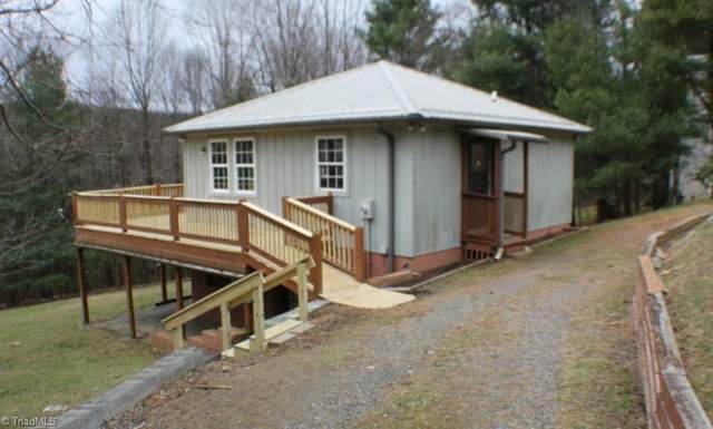 272 Old Hollow Trail, Fancy Gap, VA 24328 (MLS #1005630) :: Ward & Ward Properties, LLC