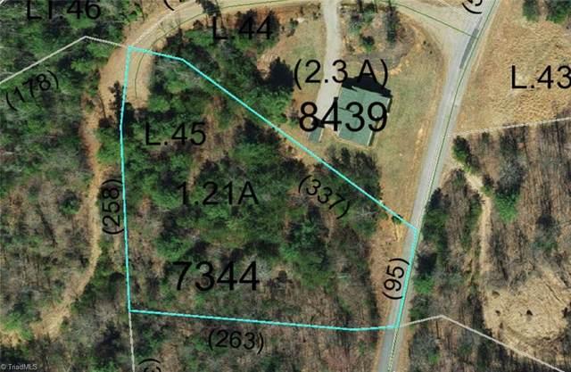 0 Ridge Run Road, Boomer, NC 28606 (MLS #1005656) :: Ward & Ward Properties, LLC