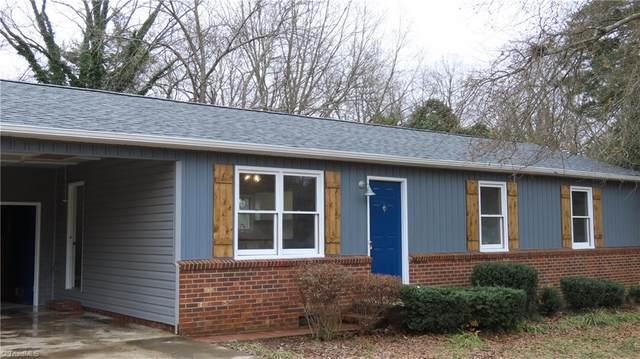 128 Greenwood Street, Boonville, NC 27011 (MLS #1005689) :: Ward & Ward Properties, LLC