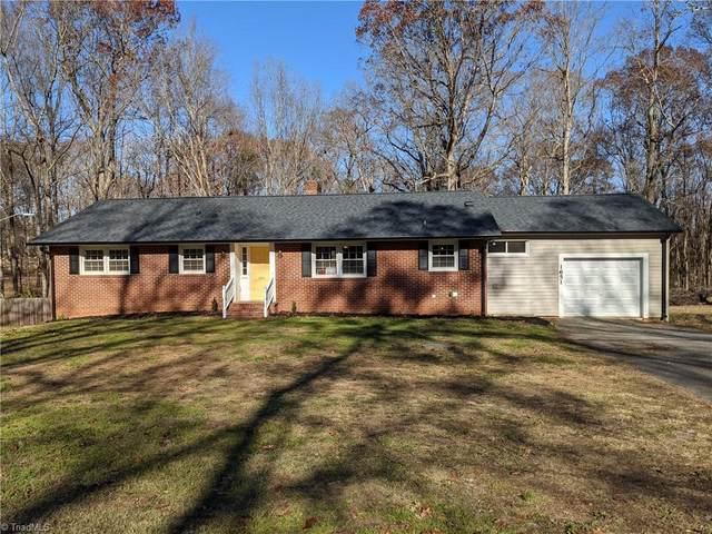 1651 Harper Road, Clemmons, NC 27012 (MLS #1005691) :: Ward & Ward Properties, LLC