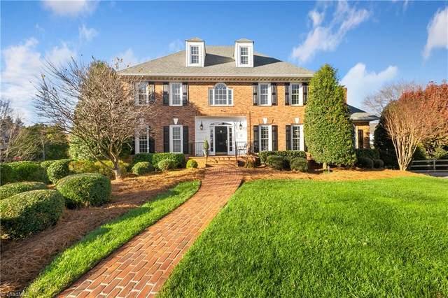 1517 Barrington Way Court, Winston Salem, NC 27106 (MLS #1005735) :: Berkshire Hathaway HomeServices Carolinas Realty