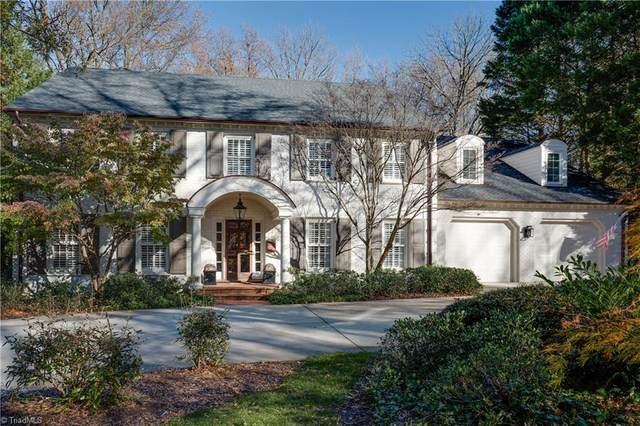 1204 Colonial Avenue, Greensboro, NC 27408 (MLS #1005777) :: Berkshire Hathaway HomeServices Carolinas Realty