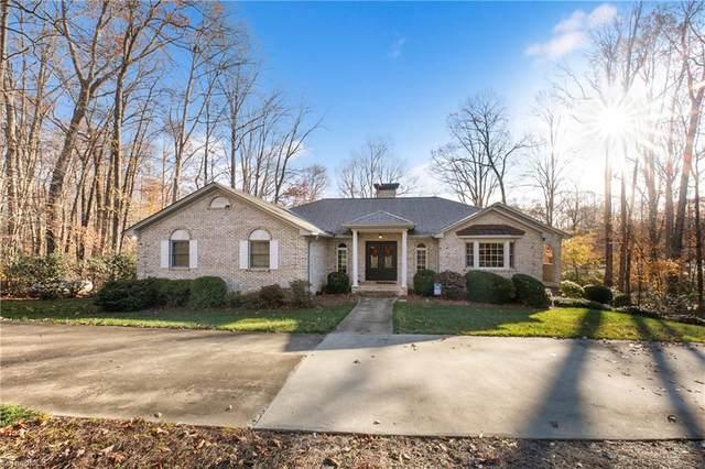 209 Comanche Trail, Lexington, NC 27295 (MLS #1005781) :: Berkshire Hathaway HomeServices Carolinas Realty