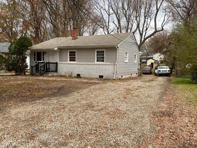2508 Belmar Street, Greensboro, NC 27407 (MLS #1005834) :: Berkshire Hathaway HomeServices Carolinas Realty