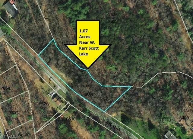 0 Recreation Road, Wilkesboro, NC 28697 (MLS #1005902) :: RE/MAX Impact Realty