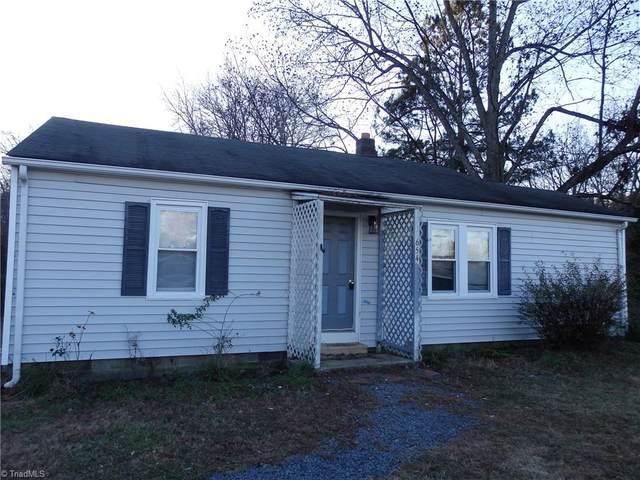 654 E Main Street, Seagrove, NC 27341 (MLS #1005911) :: Berkshire Hathaway HomeServices Carolinas Realty