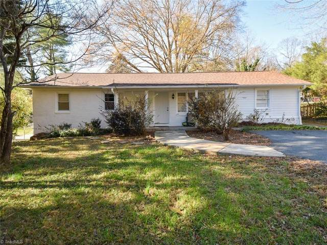 155 Woodrow Avenue, Winston Salem, NC 27106 (MLS #1005967) :: Berkshire Hathaway HomeServices Carolinas Realty