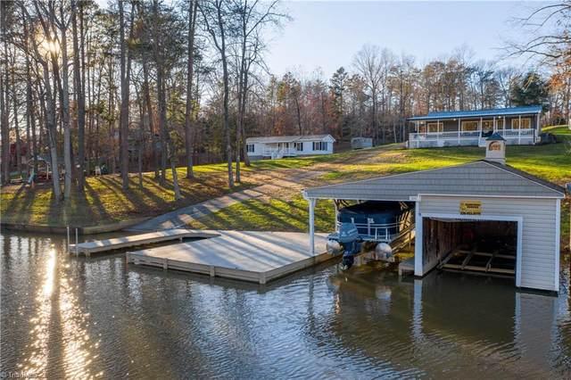 1302 Davis Farm Road, Leasburg, NC 27291 (MLS #1006157) :: Berkshire Hathaway HomeServices Carolinas Realty