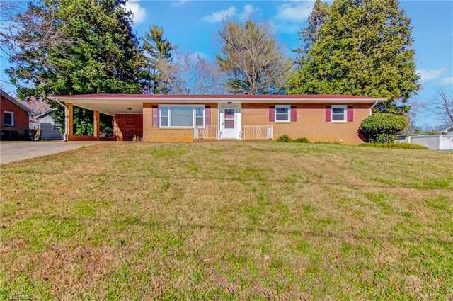 4131 Gracemont Drive, Winston Salem, NC 27106 (MLS #1006220) :: Berkshire Hathaway HomeServices Carolinas Realty