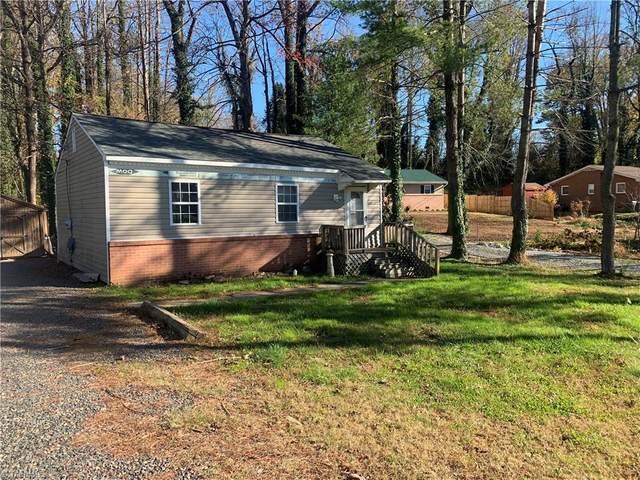 809 Spring Street, Reidsville, NC 27320 (MLS #1006223) :: Berkshire Hathaway HomeServices Carolinas Realty