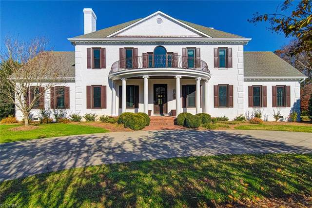 5645 Shamrock Glen Lane, Lewisville, NC 27023 (MLS #1006264) :: Ward & Ward Properties, LLC