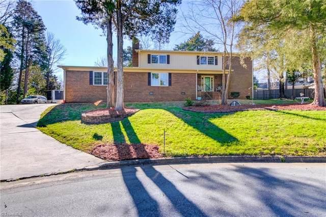 104 Brookberry Court, Jamestown, NC 27282 (MLS #1006344) :: Berkshire Hathaway HomeServices Carolinas Realty