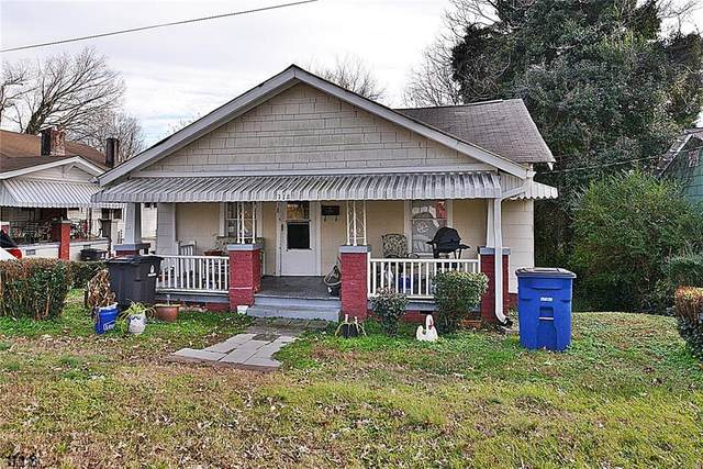 318 W 24Th Street, Winston Salem, NC 27105 (MLS #1006351) :: Berkshire Hathaway HomeServices Carolinas Realty