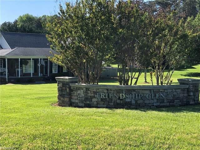 7361 Buckland Drive, Browns Summit, NC 27214 (MLS #1006381) :: Berkshire Hathaway HomeServices Carolinas Realty