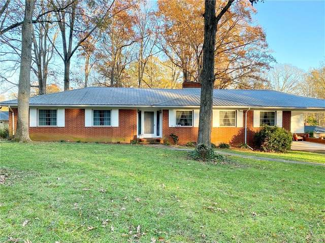 145 Forest Park Drive, Denton, NC 27239 (MLS #1006400) :: Berkshire Hathaway HomeServices Carolinas Realty